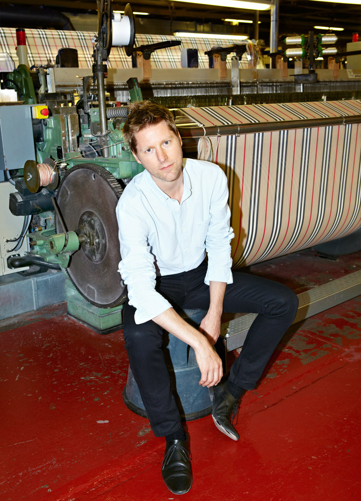 WSJ Magazine – Christopher Bailey