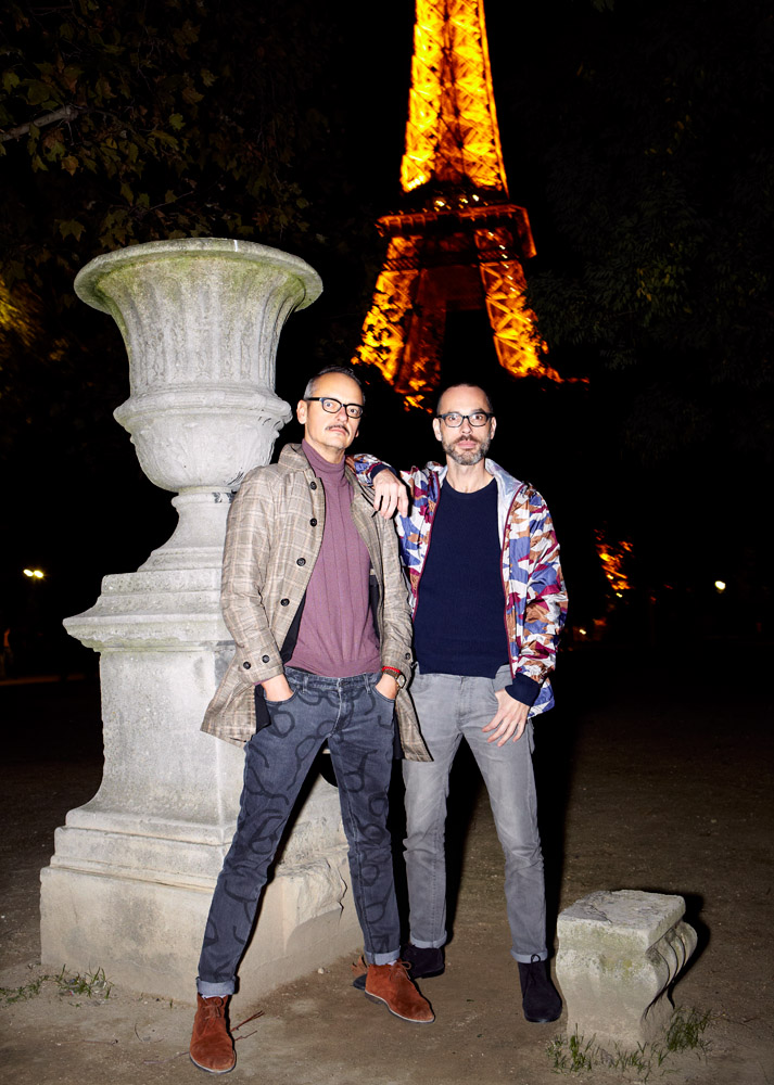 Vanity Fair France – Paris La Nuit