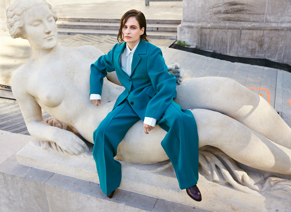 Vanity Fair France – Christine and The Queens