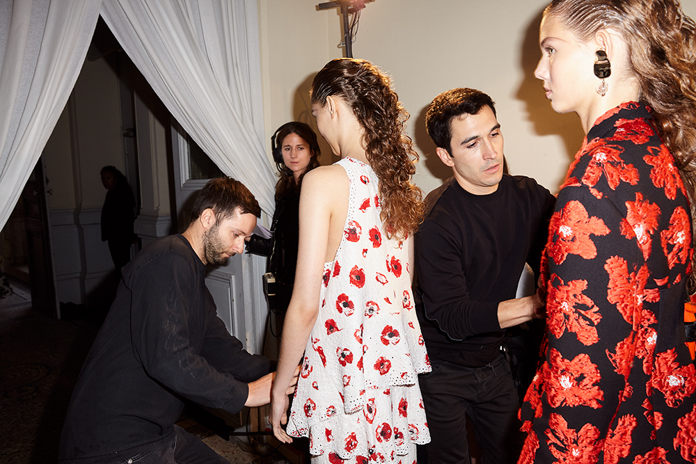T Magazine – 48 hours with Proenza Schouler